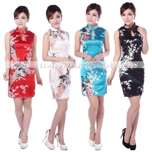 激安 セール キャバ ドレス パーティー ショート チャイナ|w-freedom|06