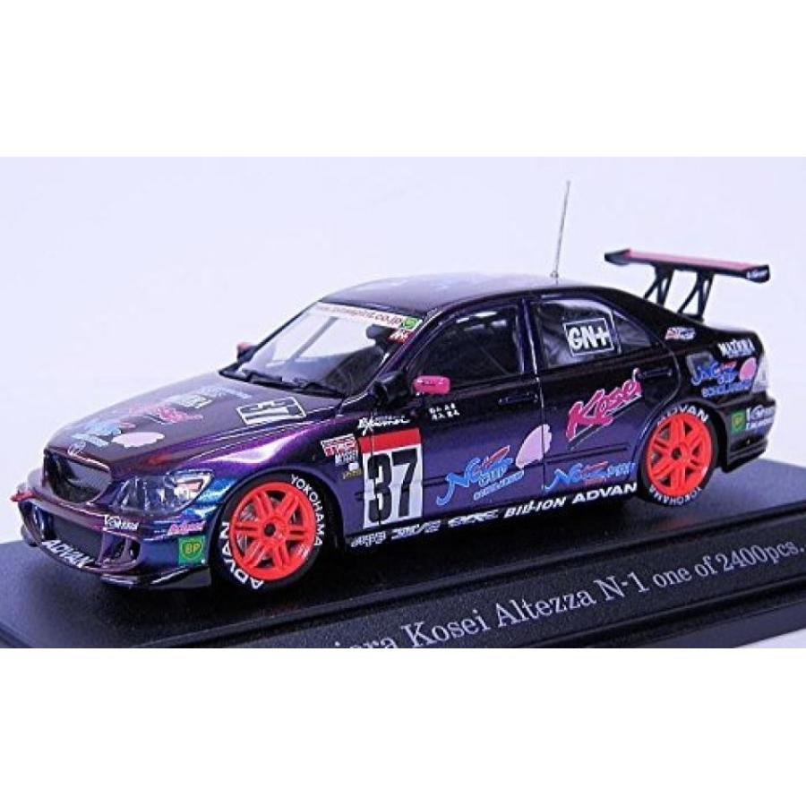 Altezza N-1 2003 (Lexus IS) #37 Magic 紫の 1/43 Scale Diecast Model