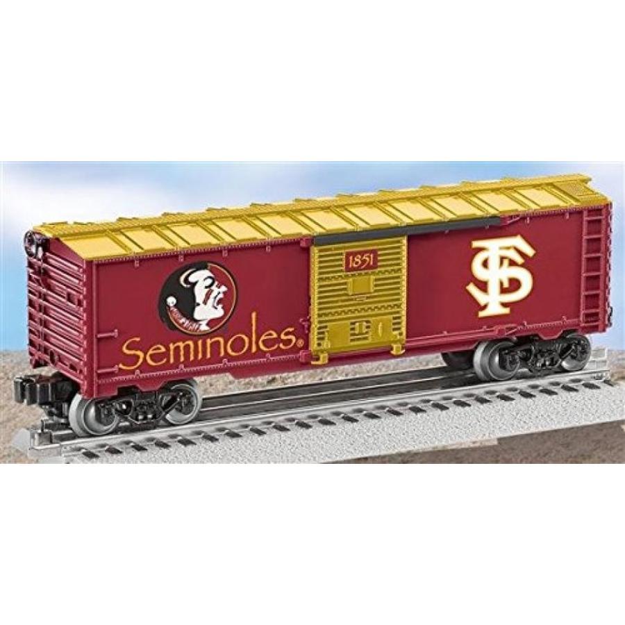 Lionel 6-39281 Florida State Collegiate Boxcar