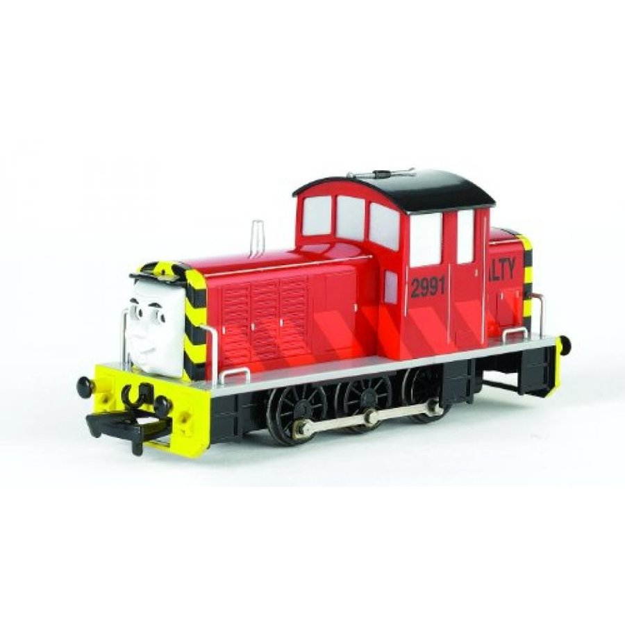 Bachmann Trains Thomas And Friends - Salty Locomotive With Moving Eyes