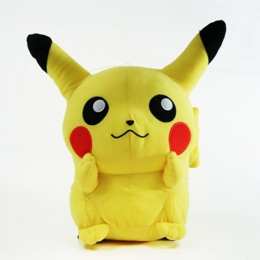 Pokemon Diamond and Pearl Large Plush - Pikachu