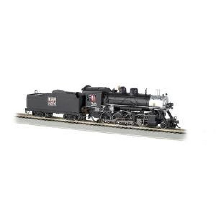 Bachmann Industries Western Pacific #35 Baldwin 2-8-0 Consolidation DCC Equipped Locomotive
