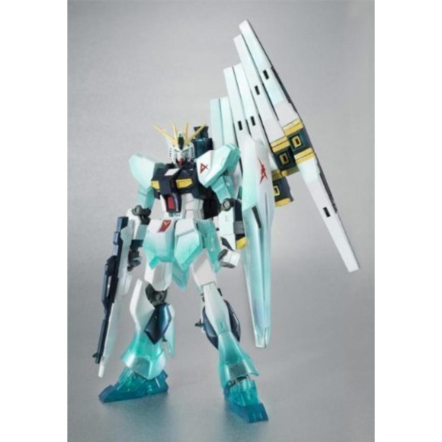 ROBOT魂 <SIDE MS> νガンダム(サイコフレーム発動Ver.)