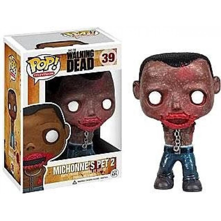 Funko Pop The Walking Dead 4