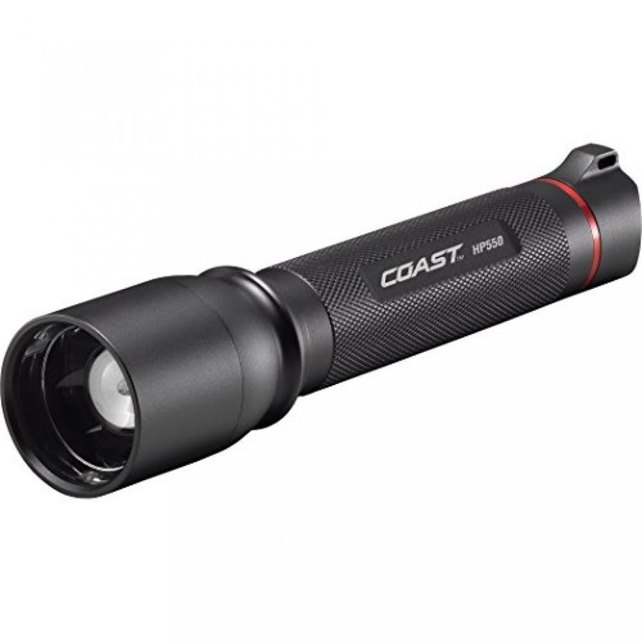 Coast HP550 High Performance Focusing 1075 Lumen LED Flashlight