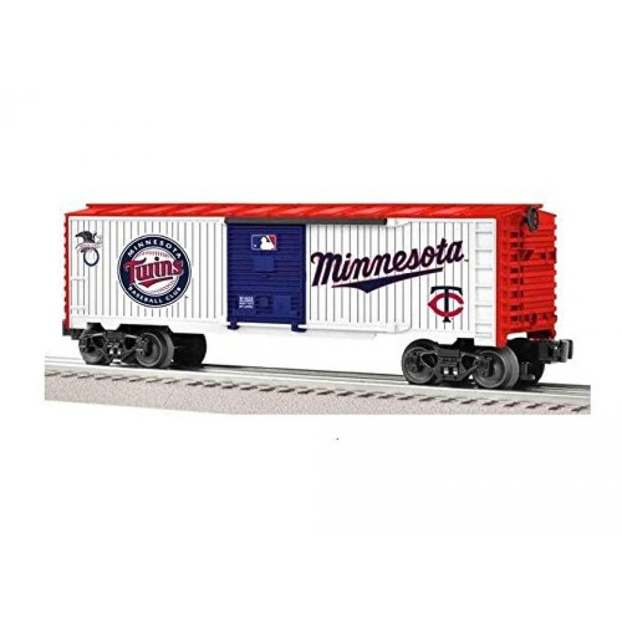 Lionel Trains American League Minnesota Twins Train Car