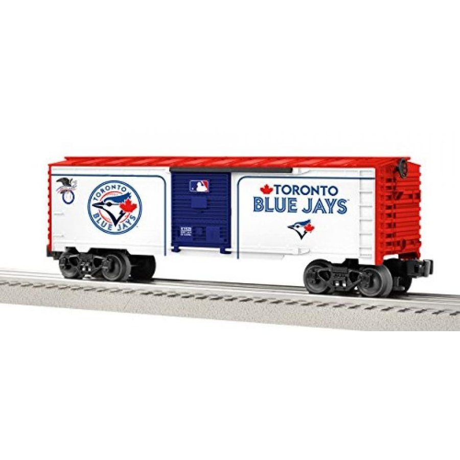 Lionel Trains American League Toronto 青 Jays Train Car