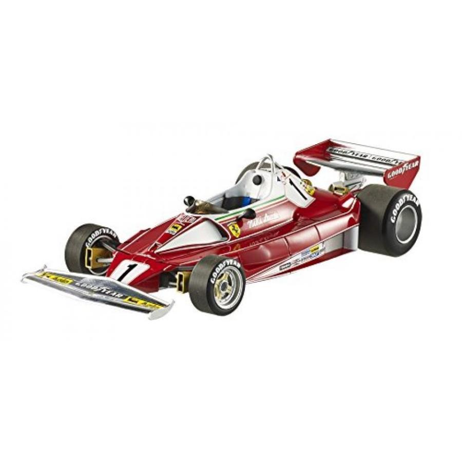 Hot Wheels Elite Ferrari 312 T2 Niki Lauda Montecarlo GP 1976 Vehicle (1:18 Scale)
