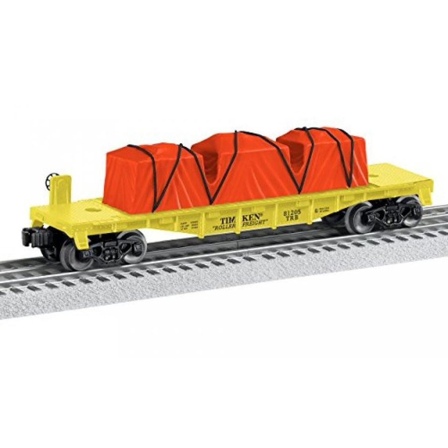 Lionel Trains Timken Made in the USA Flatcar