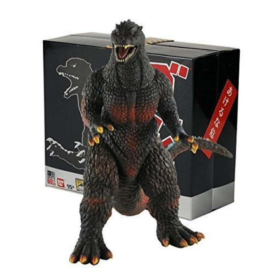 SDCC 2014 Exclusive Godzilla 60th Anniversary with Diorama Packaging Comic-Con