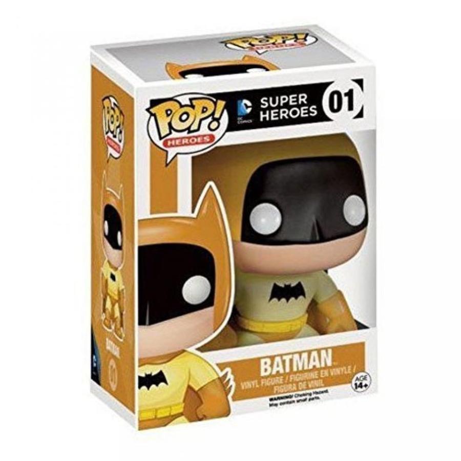 Batman 75th Anniversary 黄 Rainbow Batman Pop! Vinyl Figure