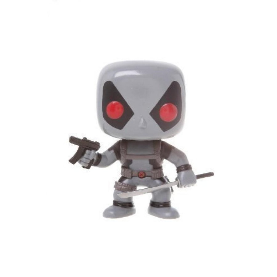 Marvel Universe Pop! Deadpool X-Force Variant by FunKo
