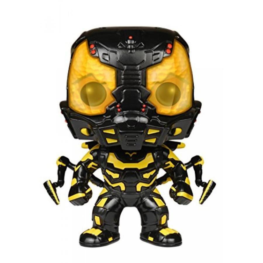 Funko POP Marvel: 黄 Jacket Ant-Man Action Figure