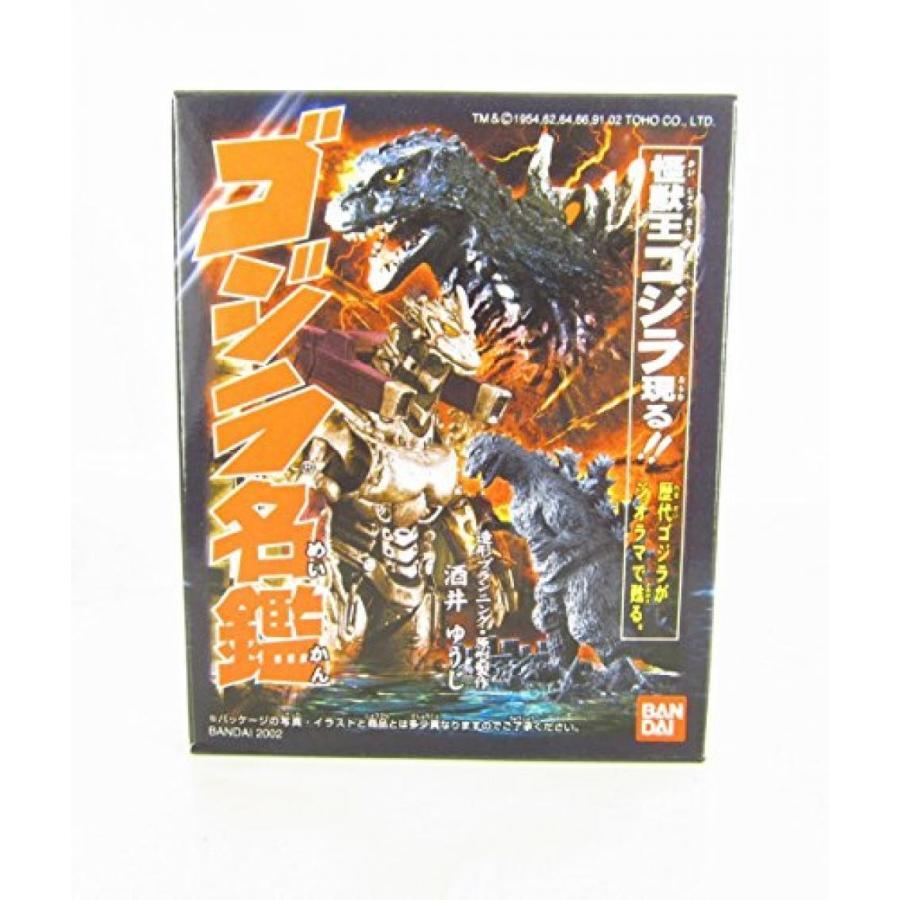 Godzilla Miniature Figure Approximately 2.5