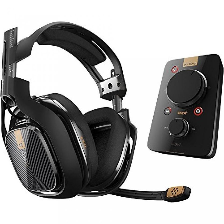 ASTRO Gaming A40 TR Headset + MixAmp Pro TR - PS4