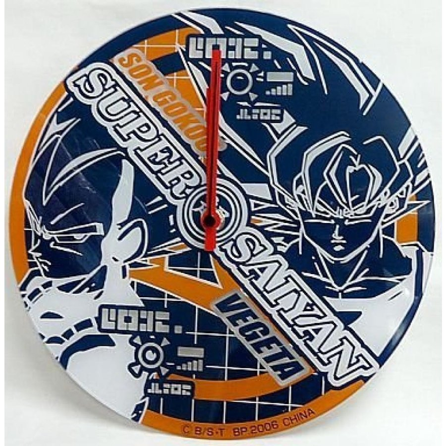 Most lottery Dragon Ball Z Art clock Award