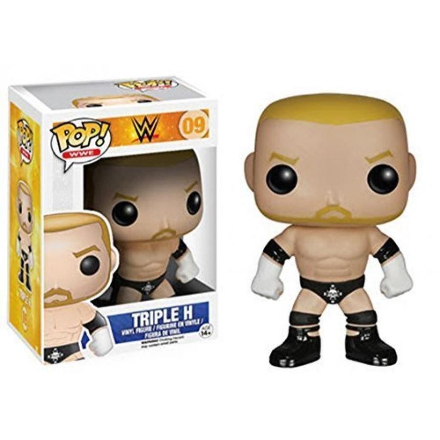 Funko Pop! WWE: Triple H Action Figure by FunKo