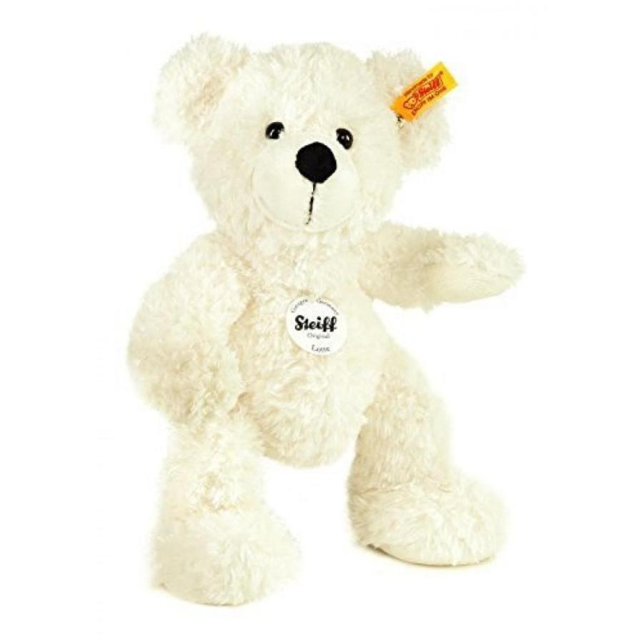 Steiff 28cm Lotte Teddy Bear (白い) by Steiff