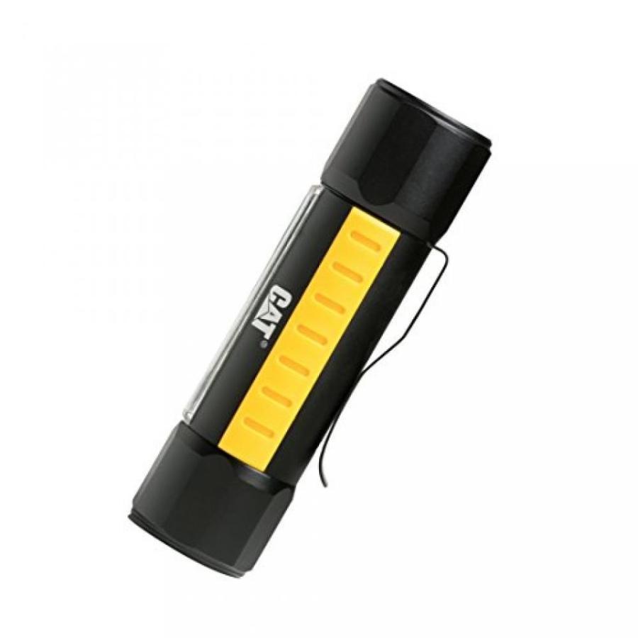 200 Lumen Flood Panel Light Cat CT3410 Dual Beam Aluminum Tactical Light Double-Duty 275 Lumen Top Beam Black//Yellow