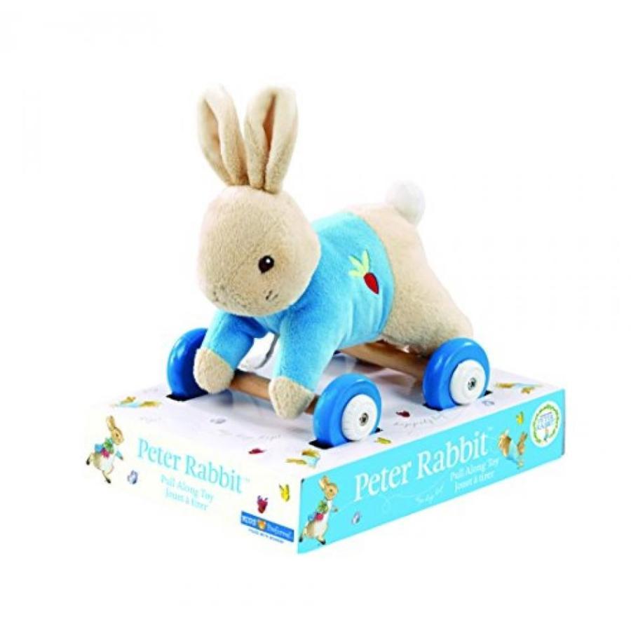 Beatrix Potter, Peter Rabbit Pull-Along Plush