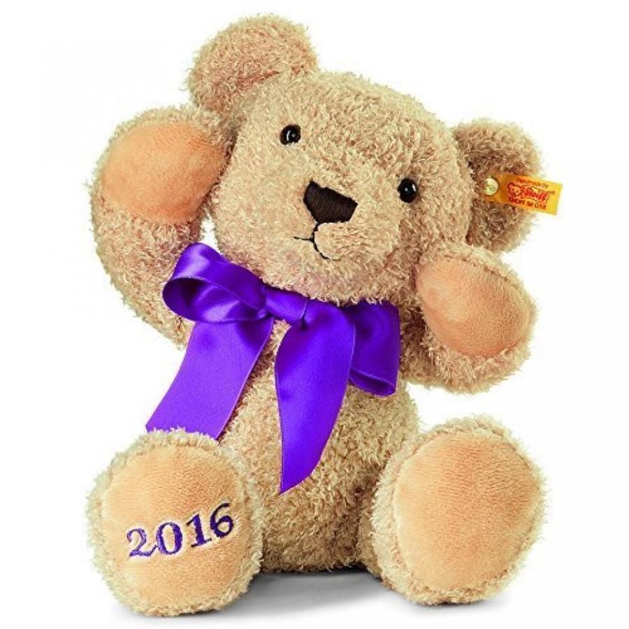 Steiff Cosy Year Bear 2016 Plush Toy (Beige) by Steiff
