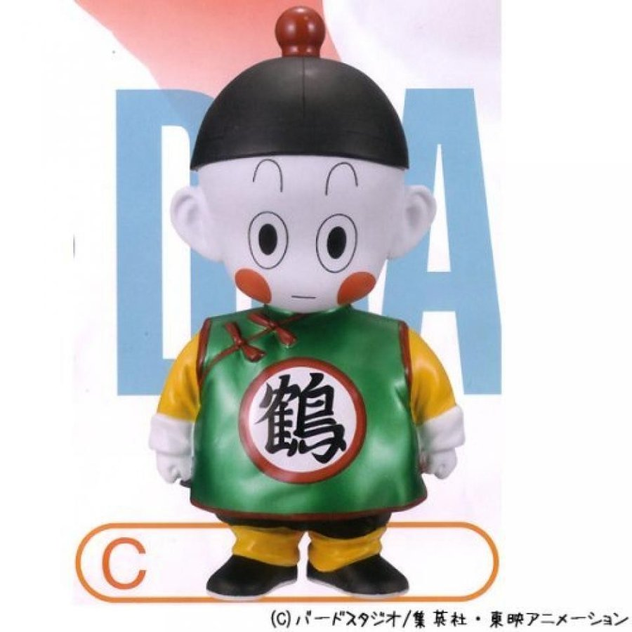 Dragon Ball DX Soft Vinyl Figure 3 Chaozu
