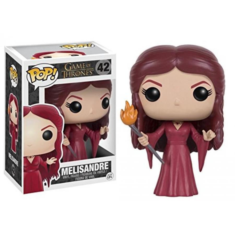 Game of Thrones - Melisandre POP TV Figure Toy 3 x 4in