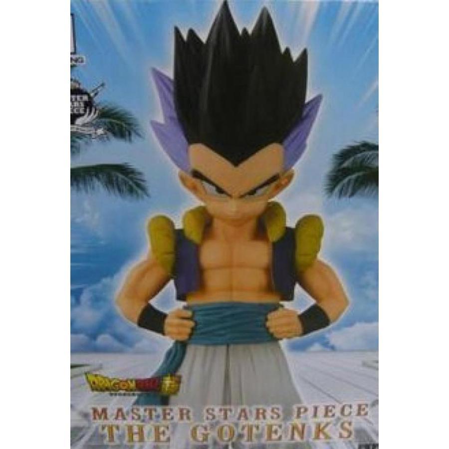 Dragon Ball Z MASTER STARS PIECE THE GOTENKS Gotenks