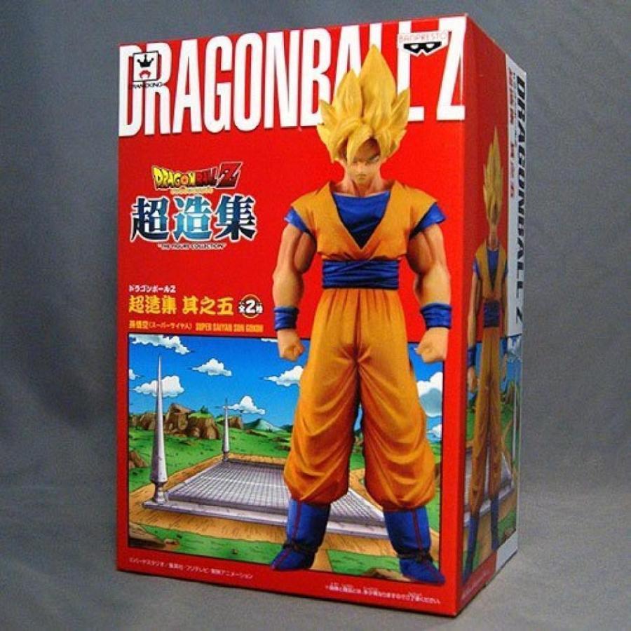 "Dragon Ball Z super structure collection '´""V five 1: Goku (Super Saiyan) Banpresto Prize"