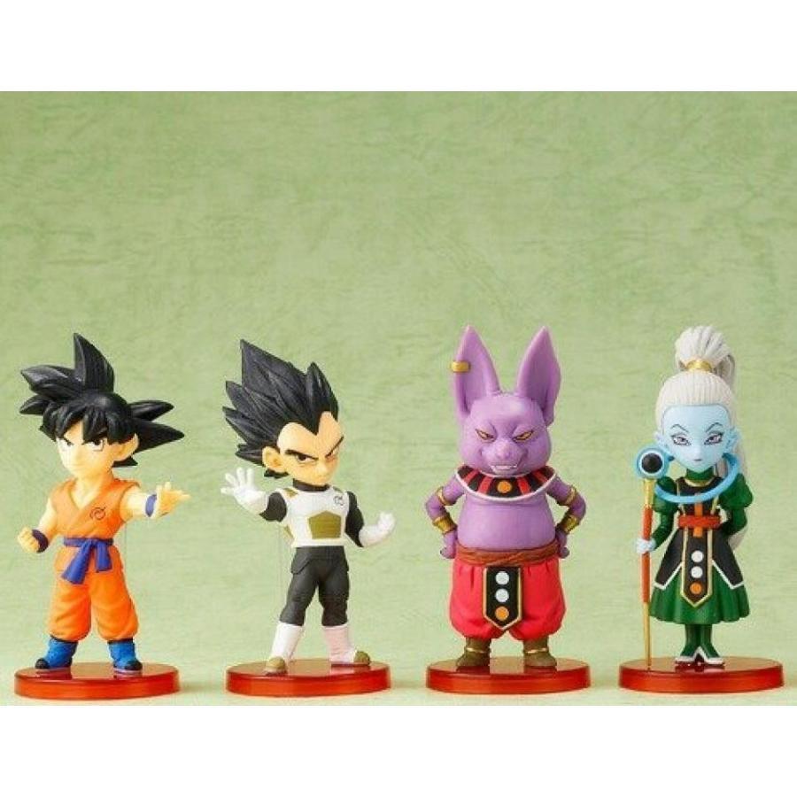 Dragon Ball ultra-World Collectible figures vol.1 4 Type Set