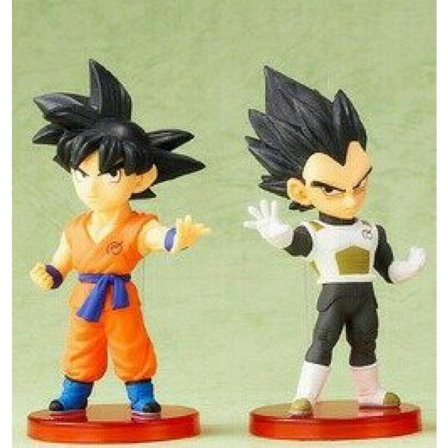 Dragon Ball ultra-World Collectible figure vol.1 Goku Vegeta set of 2