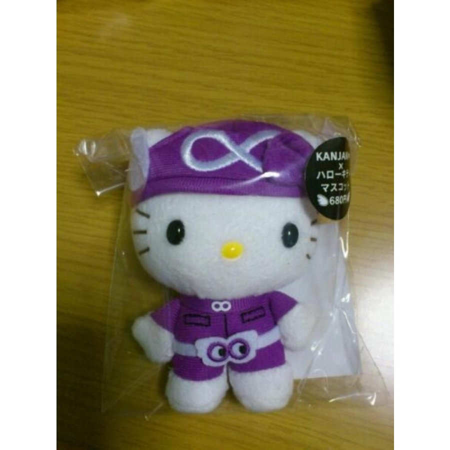 Kanjani ‡ ~ Hello Kitty mascot