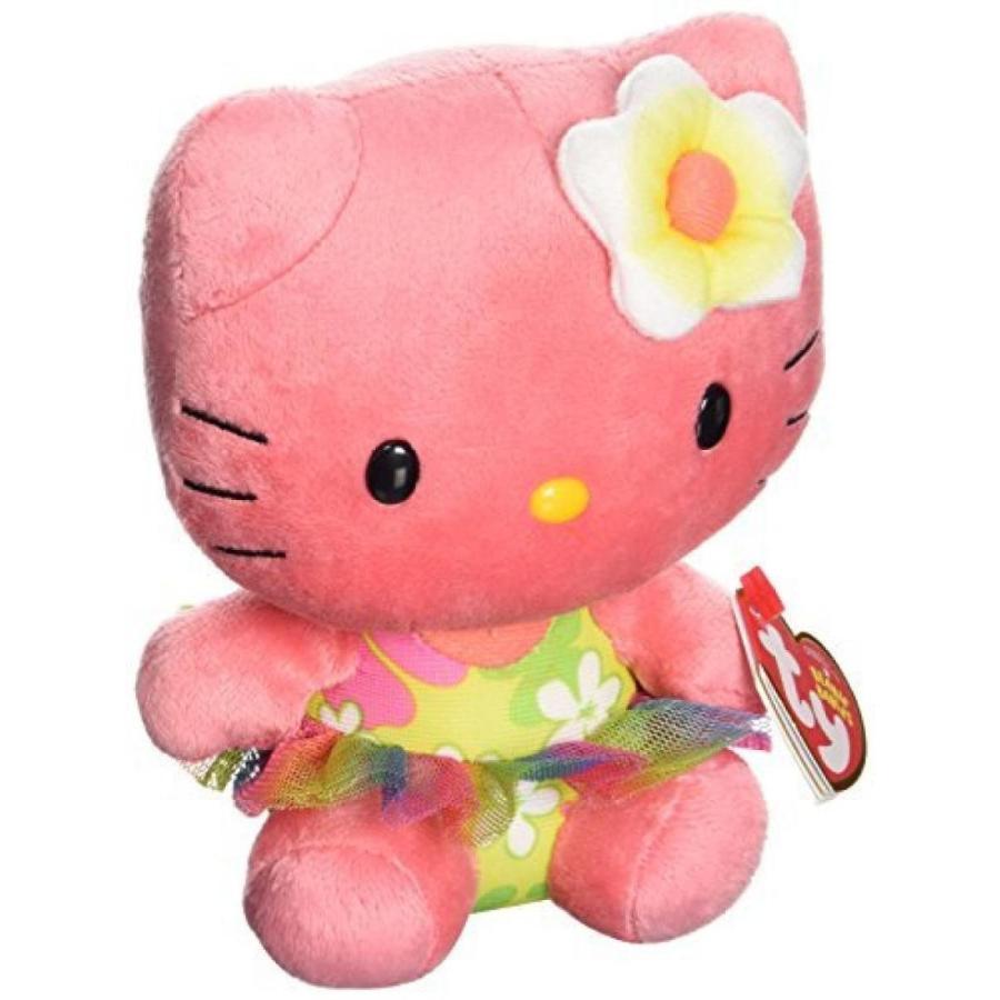 Ty Thailand Hello Kitty Hello Kitty M size Hawaiian (Rose) [stuffed] 41029