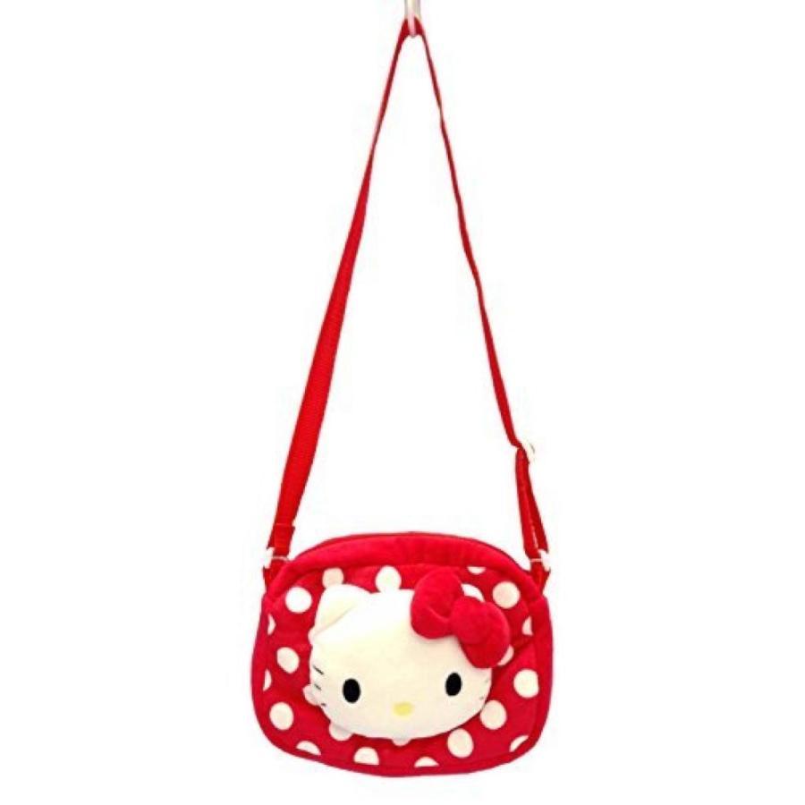 Sanrio shoulder bag Hello Kitty 赤