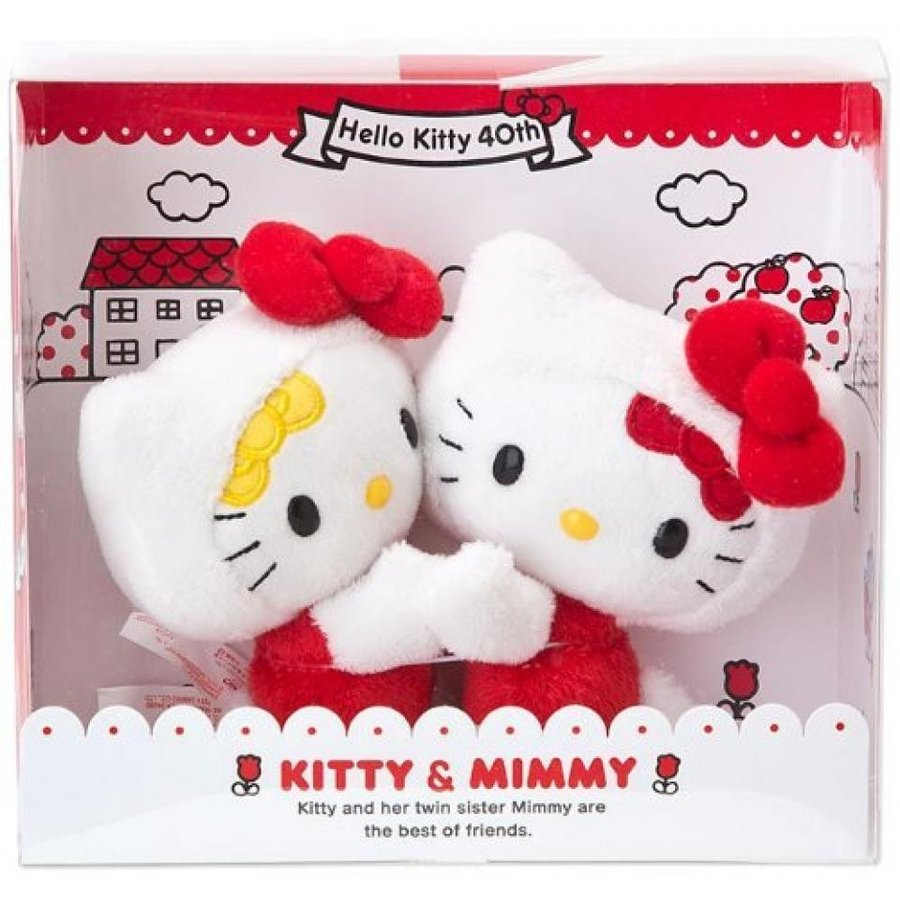 Hello Kitty 40th stuffed (Mimyi)