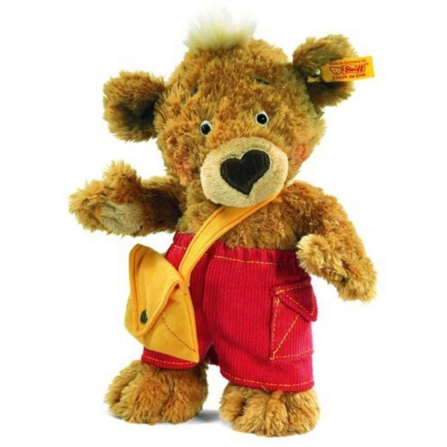 Steiff stuffed click notch up teddy bear 25cm 014444
