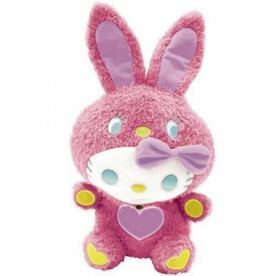 LOL Hello Kitty colorful bunny KL-005