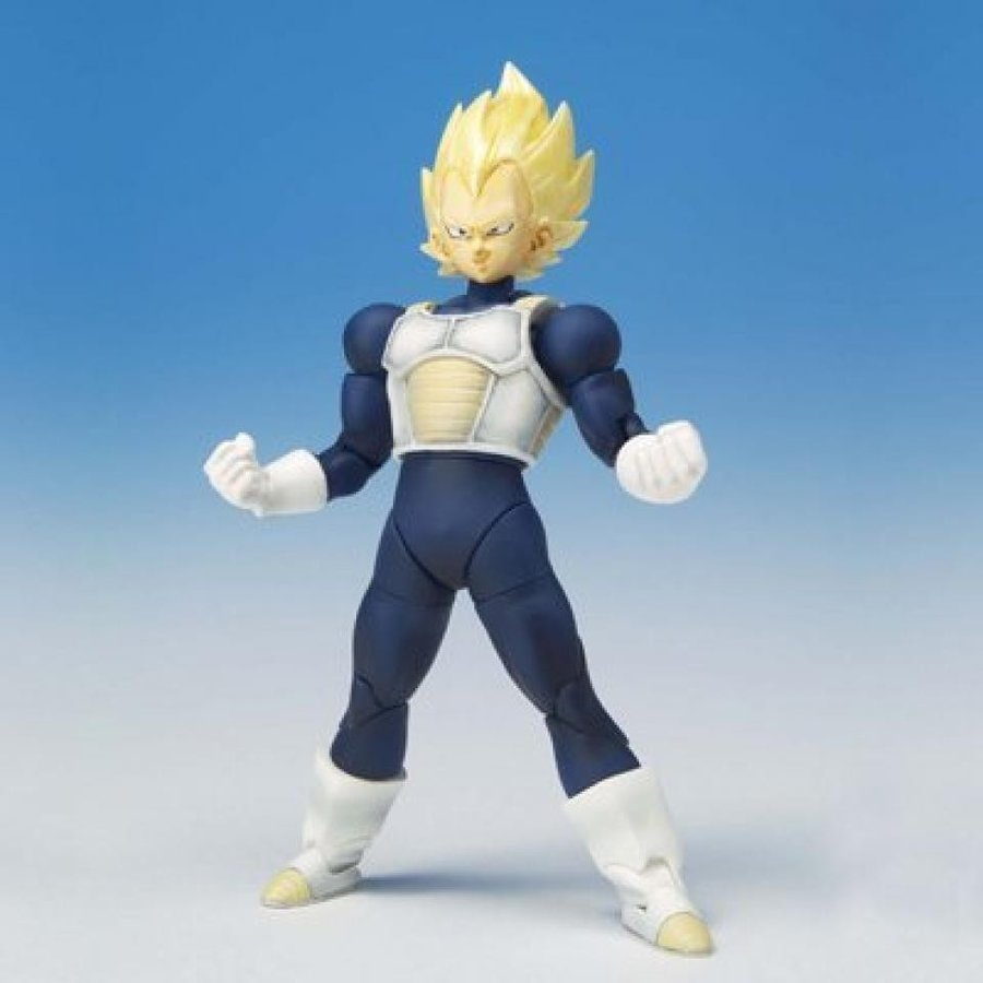 Dragon Ball Z Hybrid Action super Ryuden Super Saiyan base Zita