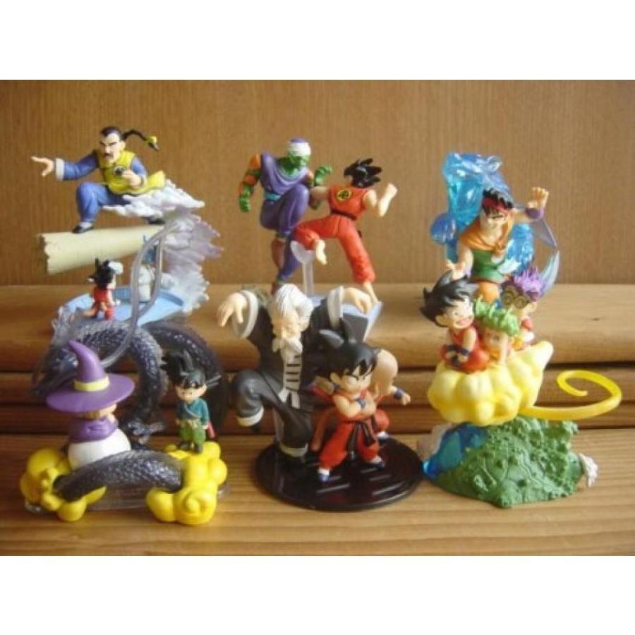 Dragon Ball Imagination 11 all six childhood Penguin Village, all six 1 HisashiSen flow Gather! 2 Goku in Penguin Village 3 Satoru