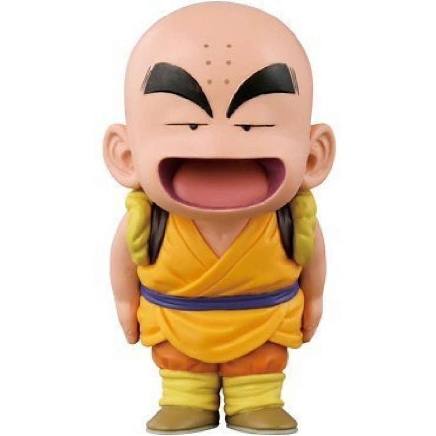 Banpresto Dragon Ball Collection Klilyn/Krillin/Kuririn Action Figure, 5.1