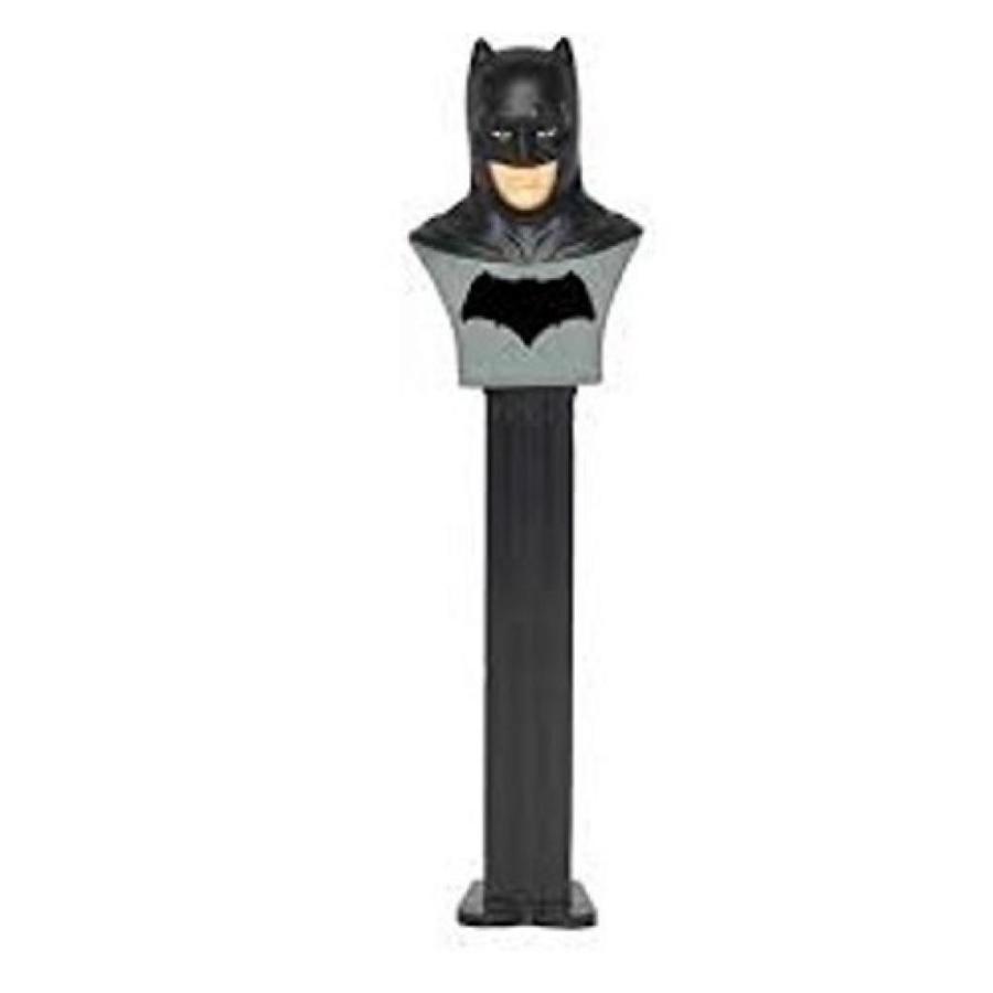 Dawn of Justice 3 Piece PEZ Set Batman V Superman DC Comics