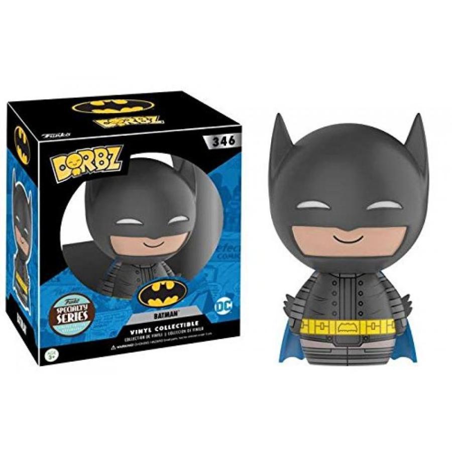 Dorbz: Cybersuit Batman Vinyl Figure