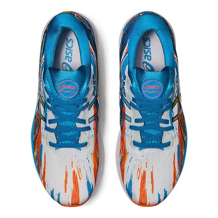 ランニングシューズ メンズ スタンダードラスト/asics アシックス ゲルニンバス GEL-NIMBUS 23/長距離 マラソン 完走 初心者 男性 靴 ファンランナー /1011B153|w-w-m|04