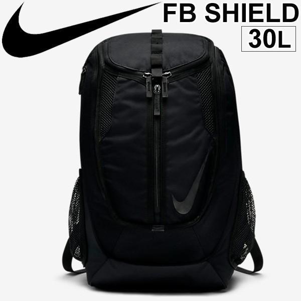 ナイキ FB シールド スタンダード バックパック 30L NIKE スポーツバッグ メンズ レディース リュックサック サッカー フットボール 鞄 かばん/BA5083-