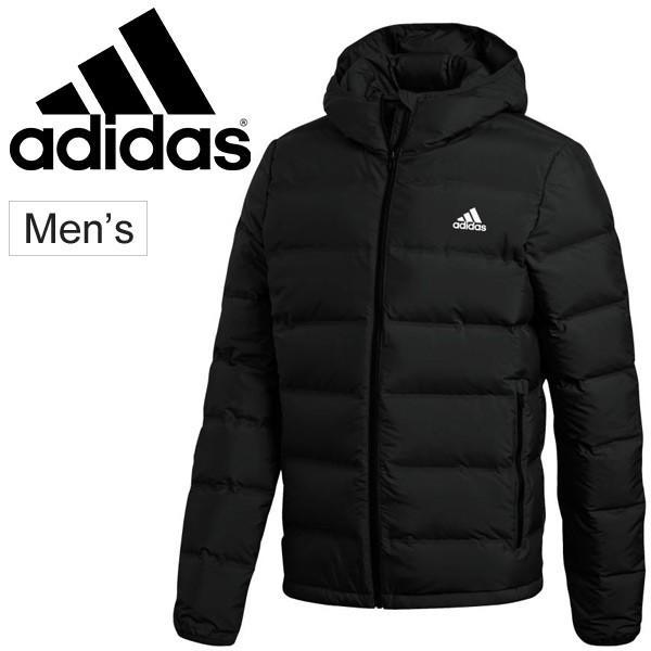 Adidas down jacket men HELIONIC HOODED JACKET DKQ89 BQ2001