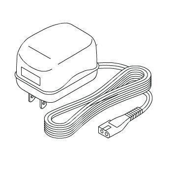 パナソニック バリカン 人気ブランド多数対象 充電器 ER5204K7657M 男女兼用 メーカー取り寄せ品