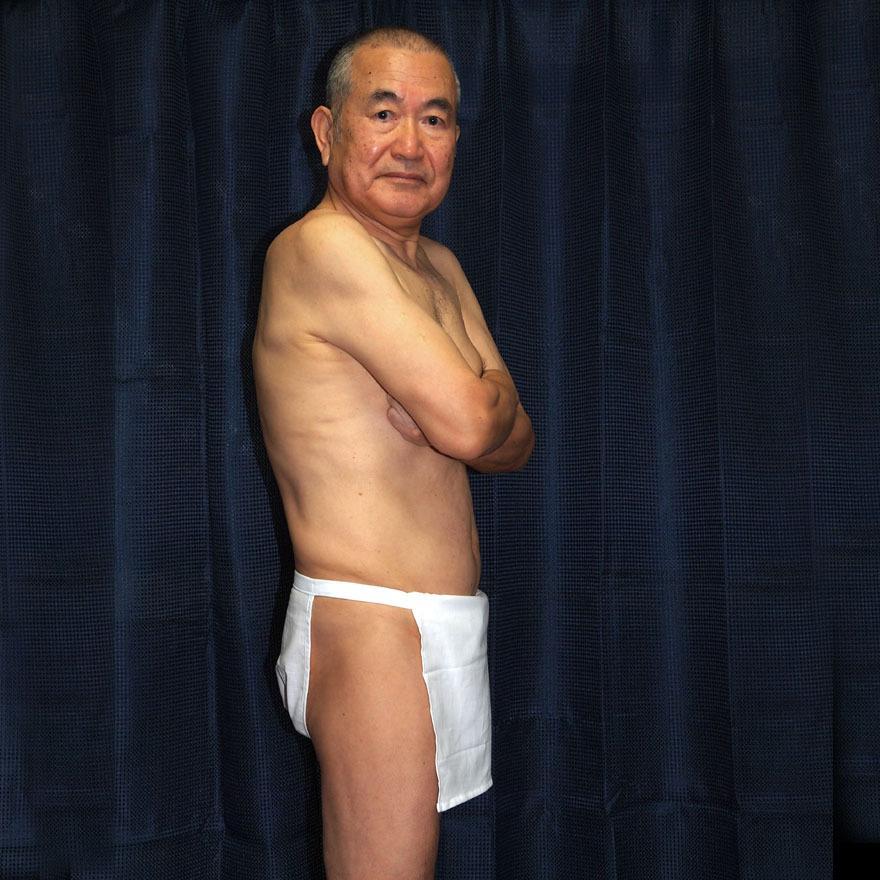 【1d】和田爺謹製越中褌「長寿」(夏用)高級白晒木綿 二枚組|wada-photo|06