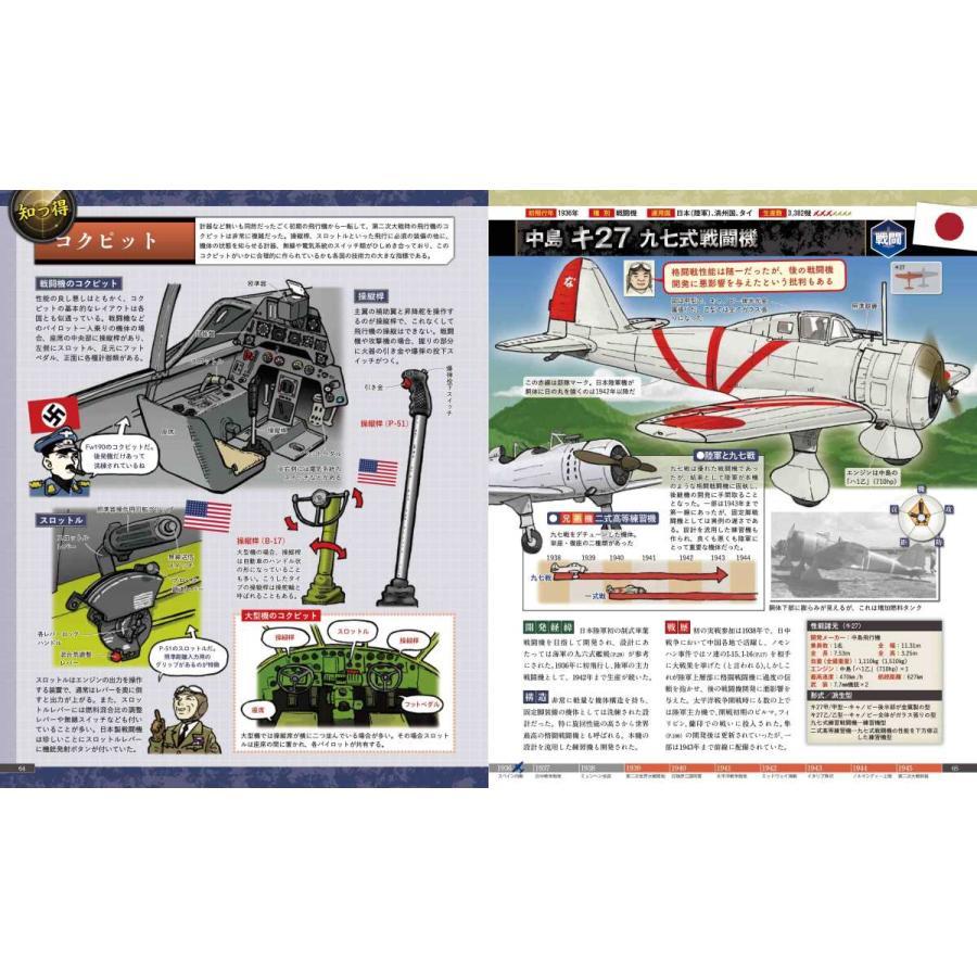 軍用機大図鑑 第二次世界大戦編|wade|03