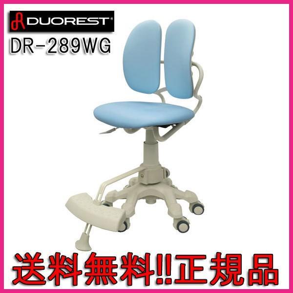 ※直送 DUOREST DUO MINI DR-289WG DR-289WG C002SLB1 PASTEL 青 パステルブルー (椅子 いす チェアー) 正規販売代理店