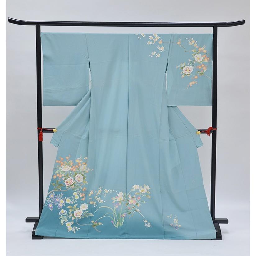 わ・ふうの訪問着- 京加賀友禅訪問着「百花」48 wafuu-store